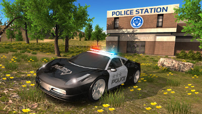 FREE GAME] Police Offroad 4x4 - iPhone/iTouch/iPad Gaming